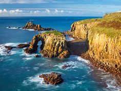 England in Pictures: 20 Beautiful Places to Photograph | PlanetWare Eden Project, Cornwall England, London Eye, Pictures Of England, Saint Stephen, Hiking Spots, White Sand Beach, Ultimate Travel, British Isles