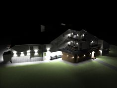 Lighting is an important feature outside your house as well as inside. We have a great selection of outdoor lighting fixtures and professional lighting designers that will enchance the safety, security and style of your outdoor spaces!