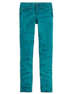 Super Soft Colored Super Skinny Jeans