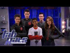 Lab Rats S04E01 Bionic Island Bionic Rebellion Part 1 and 2 - YouTube