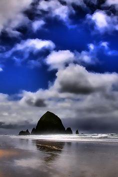 Haystack Rock- Cannon Beach, Oregon