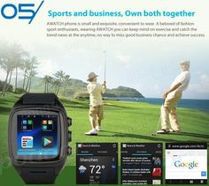 cde3f93d3f5 Podoor Z004 MTK6572 1.6-inch Android 4.2 Bluetooth Smart Watch Phone  Sale-Banggood.