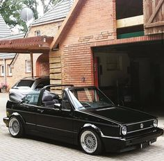 Golf 1 Cabriolet, Vw Golf Cabrio, Volkswagen Golf Mk1, Golf Mk3, Water Cooling, Jdm, Cars And Motorcycles, Cool Cars, Euro