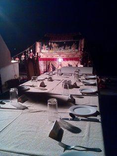 Bloomsbury Authors dinner at Jaipur!