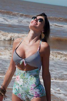 One Piece Swimsuit Swimsuits, Swimwear, One Piece Swimsuit, Fashion, Bathing Suits, Womens Bodysuit, Moda, Fashion Styles, Swimsuit