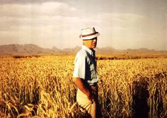 An oft-overlooked figure, Norman Borlaug was responsible for an agricultural revolution that saved billions of people from starvation. Born in 1914 in Iowa, Borlaug was an agronomist who developed a variety of high-yield, disease-resistant wheat. Throughout the 20th century, Borlaug introduced this method of wheat production to Mexico, Pakistan and India, doubling food production and decreasing the rates of starvation in these countries.