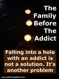 Addiction is a family disease #addiction #recovery #soberlife