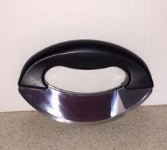 Norpro Stainless Steel Mezzuluna Chopper  | eBay