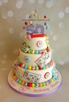 Cakes for Women -  Caketastic Creations           by Johanna