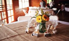 Rustic Camp Style New Hampshire Wedding - Rustic Wedding Chic