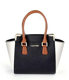 Calvin Klein On My Corner Convertible Satchel #Dillards