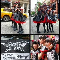 Breaking News: BABYMETAL are in New York