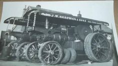 Picture Steam Tractor, Old Tractors, Steam Engine, Agriculture, Transportation, Automobile, Engineering, Old Things, Steamers