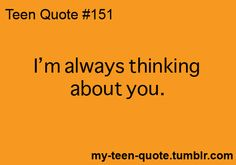 Teen Quotes?