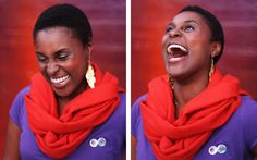 Issa Rae <3 Issa Rae, Intersectional Feminism, Every Woman, Human Rights, My Favorite Things, Film, Unique, People, Meet