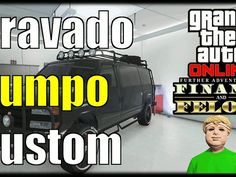 "GTA 5 Online Finance And Felony DLC Bravado Rumpo Custom so as the new dlc dropped i also got this new van which looks sick although you cant change anything on the outside its still one badass vehicle to drive around in and show off to your friends  what did ever happen to pure black tinted windows thats the mystery of the day<br /><br />Music By<br />Kasger - Out Here [NCS Release]<br /><a href=""https://www.youtube.com/watch?v=icXOx..."" target=""_blank""…"