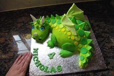 dragon castle knight cake images - Google Search