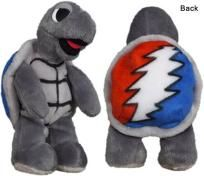 NEW GRATEFUL DEAD DANCING BEAR PLUSH STEALIE TERRAPIN TURTLE WITH TAGS ~ FREE SHIPPING