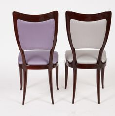 Dining Chairs by Paolo Buffa