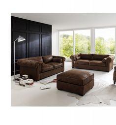 Leder macht eine Couch doch erst zu dem, was sie ist.
