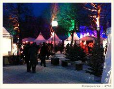 Weihnachtsmarkt am Schloss Heidelberg