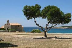 Chapelle, plage de Sainte Croix, 13500 Martigues...