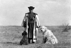 Hungarian Pásztor and his Dogs: Puli Hungarian Dog, Austro Hungarian, Dog Lover Gifts, Dog Lovers, Komondor, Draw On Photos, Folk Dance, The Shepherd, Folk Music