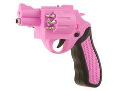 Gun Power/ Schraubendreher/ Pistole/ Pink/ mit 6 B...
