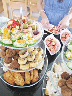 Kitchen Tea Food