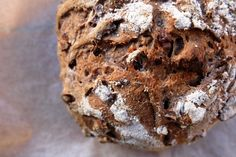 The perfect combination of rye flour, walnuts and dates. This date & walnut rye bread is a rewarding and delectable loaf of bread which loves cheese boards