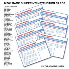 graphic regarding Minute to Win It Blueprints Printable identified as 9 Great Instant in the direction of Gain it Birthday Celebration pics Awesome video games