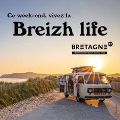 Découvrez toutes les appropriations des acteurs du tourisme bretons dans le cadre de la campagne #DépaysezVousenBretagne Création : Comité Régionale du Tourisme Bretagne Communication, Promotion, Week End, Rural Area, Actor, Brittany, Tourism, Communication Illustrations