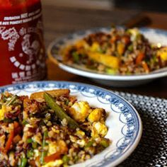 Healthy Egg<br>Fried Rice