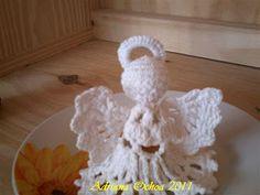 AMIGURUMIS AMOROSOS: ANGELITOS