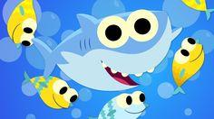 Baby Shark, Mama Shark, Papa Shark, Grandma Shark, and Granpa Shark are out for a family swim! Sing along with this single of the Super Simple Baby Shark son...