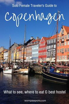 Travel guide to Copenhagen, Denmark: Sample itinerary, advice, and recommendations from real travelers. Visit Nyhavn, The Little Mermaid Statue, Louisiana Museum of Modern Art, Stroget & local restaurants like a pro. Learn about the best hostel to stay as a solo female traveler.