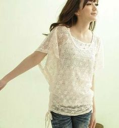 3014 two piece knitted cutout knitted top cotton small-inBlouses & Shirts from Apparel & Accessories on Aliexpress.com