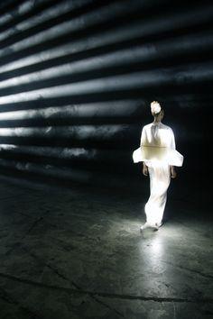 SORN/Fashion: Modern Geisha in the Twilight, Rick Owens Show S/S 2012 | sornmag.com