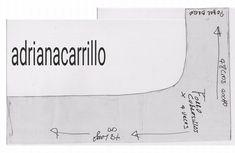 Visita nuestro centro de capacitación virtual deMANUALIDADES: www.elrincondeanamaria.com/ Donde tenemos muchísimoscursos para usted...