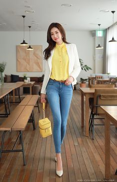 Ideal And Classy Work Outfits Stylish Work Outfits, Office Outfits, Classy Outfits, Stylish Outfits, Fashion Outfits, Women's Fashion, Feminine Fashion, Fashion Rings, Fashion Women