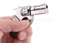 Smith & Wesson Revolver Shaped USB Flash Drive. JC you need one of these!