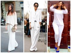 LATESTSWAG: See How To Dress Beautifully In All White Outfit