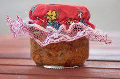 Pesto di pomodori secchi, basilico e pinoli