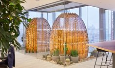 Living Lab by DaeWha Kang Design « Inhabitat – Green Design, Innovation, Architecture, Green Building Cultural Architecture, Sustainable Architecture, Sustainable Design, Building Architecture, Building Facade, Building Plans, Residential Architecture, Contemporary Architecture, Green Design