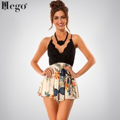 HEGO 2015 Women New Hot V Neck Casual Print Summer Dress CG941 New Model, Boho Shorts, V Neck, Summer Dresses, Hot, Casual, Women, Fashion, Moda