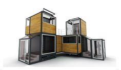 EIGHTx8 modular living. Kristen-Lehua Barcheski