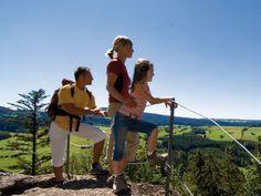 Wandern im wunderschönen Mühlviertler Kernland in Oberösterreich