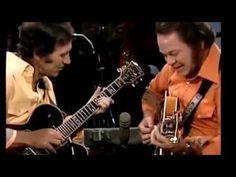 Chet Atkins & Roy Clark- - - Guitar Pickin - Rainbow - YouTube Cool Music Videos, Good Music, Guitar Chords, Acoustic Guitar, Roy Clark, Chet Atkins, Favorite Christmas Songs, Bing Video, Shark Fin