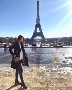 Paris is always a good idea. Paris Travel, Travel Usa, Travel Goals, Travel Style, Packing List For Travel, Travel Inspiration, Places To Go, Around The Worlds, Adventure