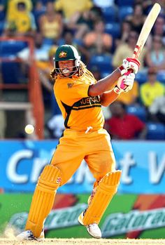 Andrew Symonds - Australia.  http://www.cricvista.com/